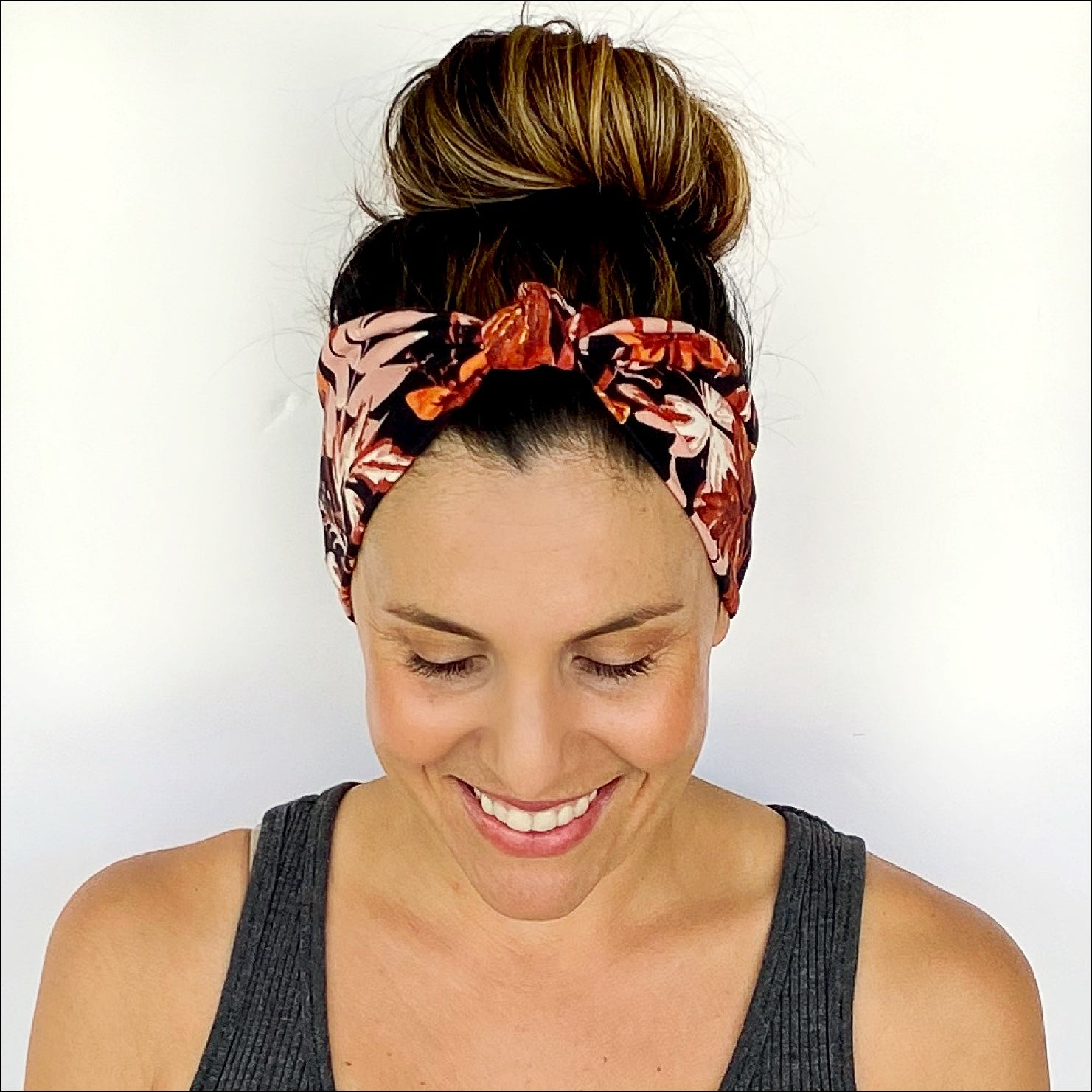 Bicoastal Knotted Headband