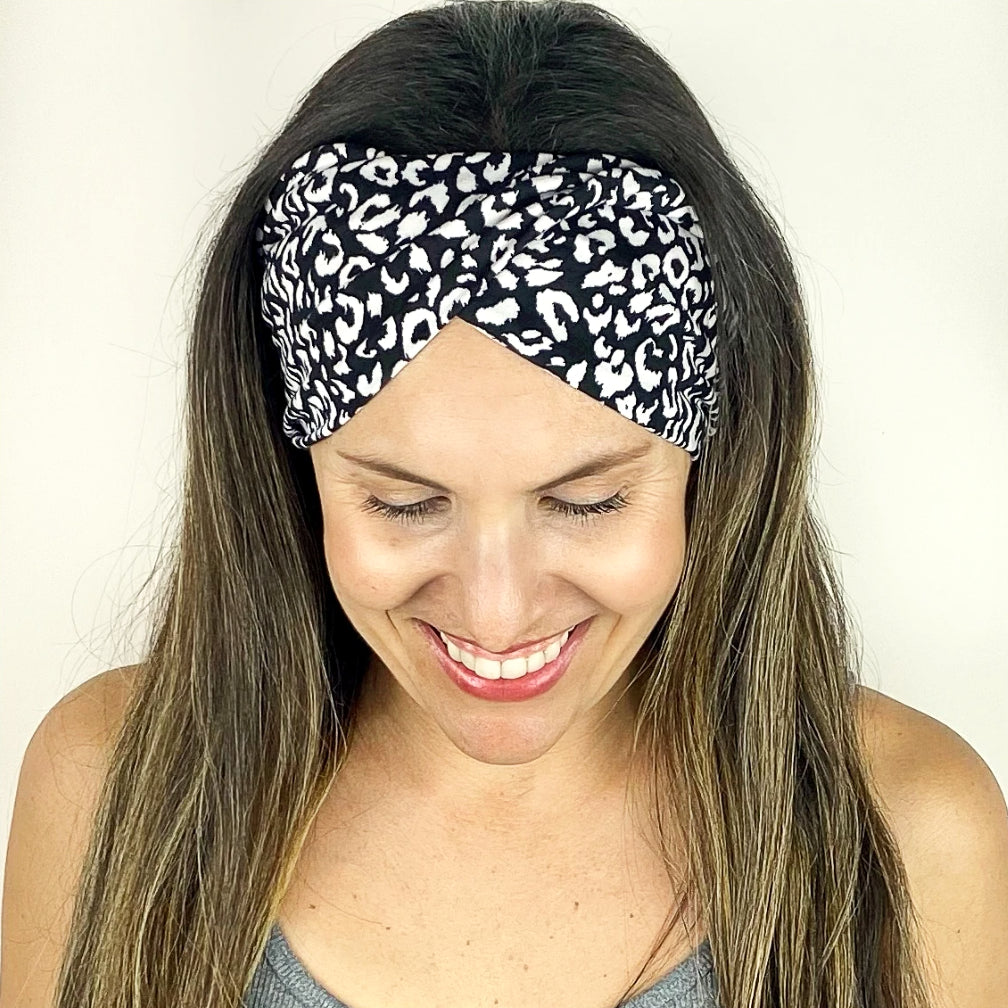 Run Wild Twist Headband
