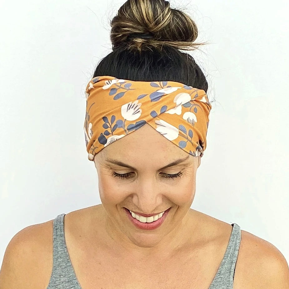 Sutton Double Twist Headband