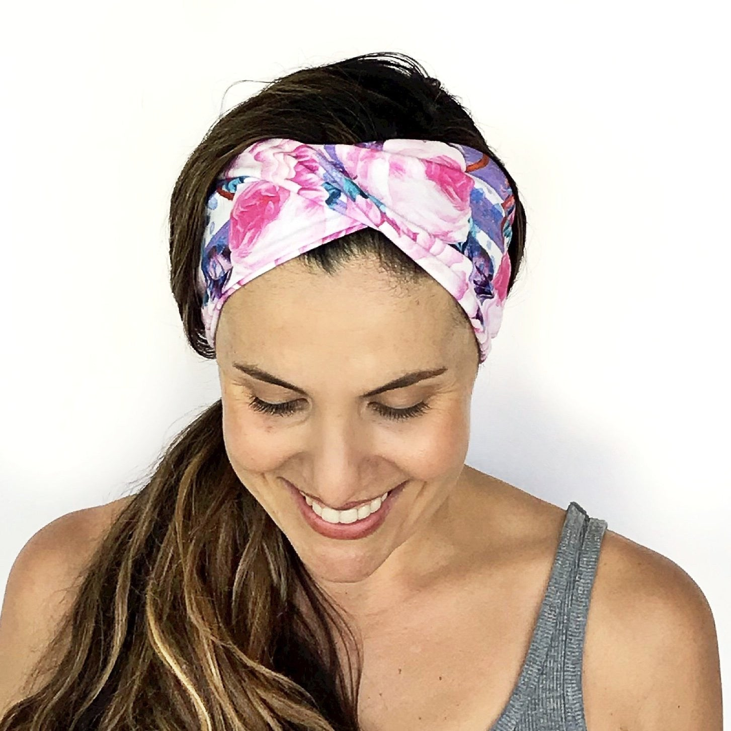 Valentina Double Twist Headband
