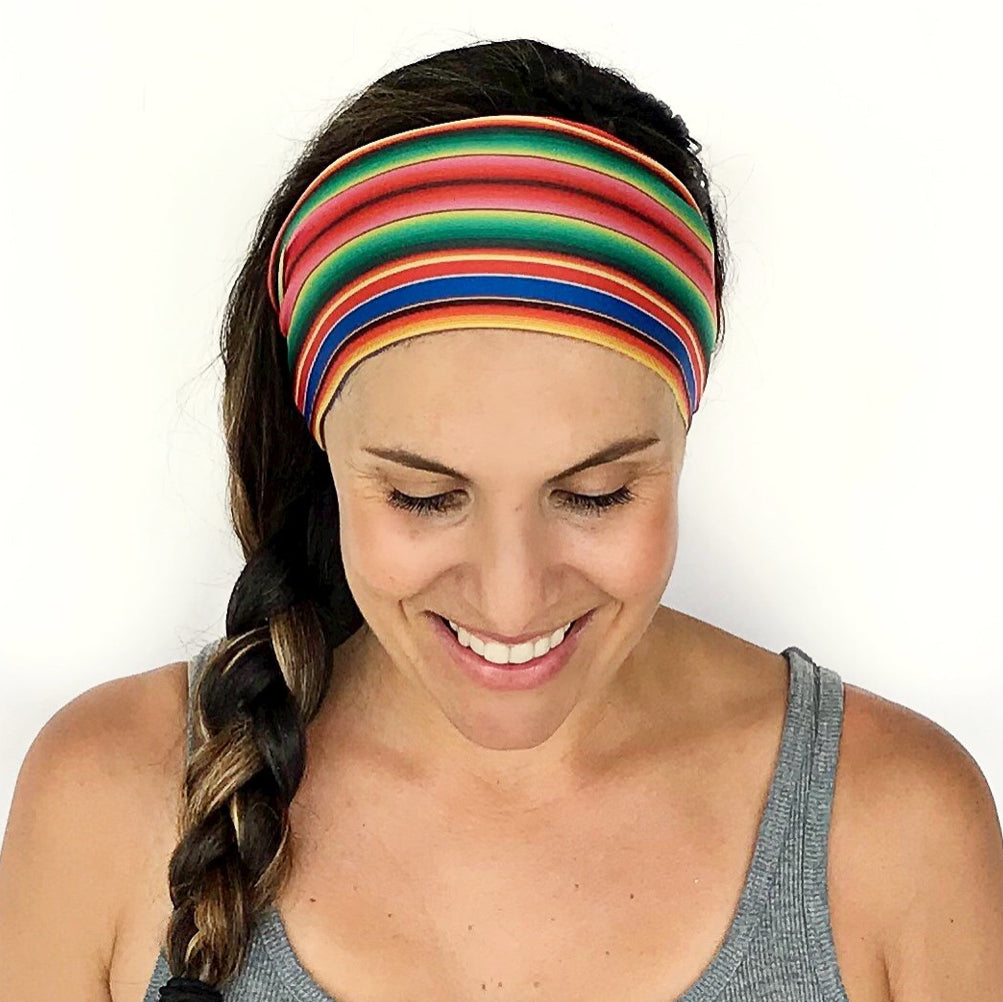 Fiesta Workout Headband