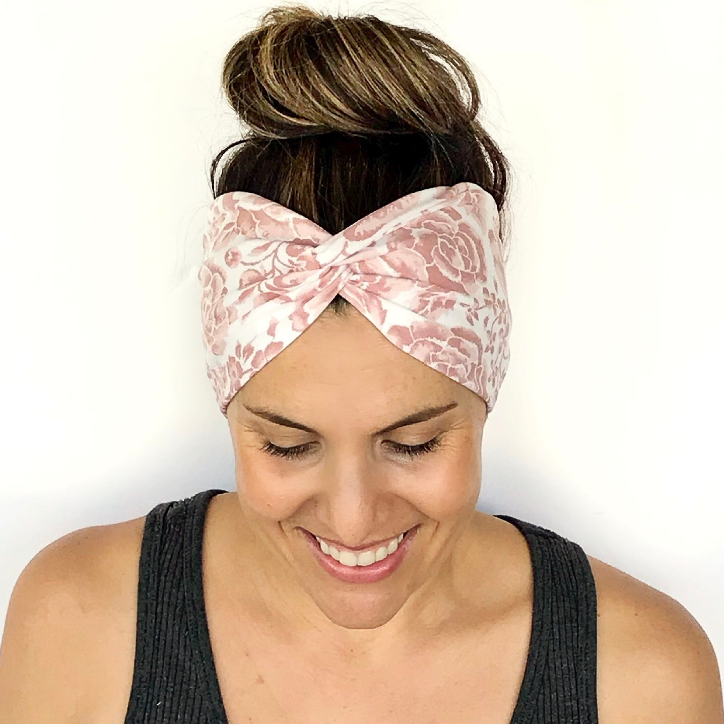 Kinsley Twisty Turban Headband