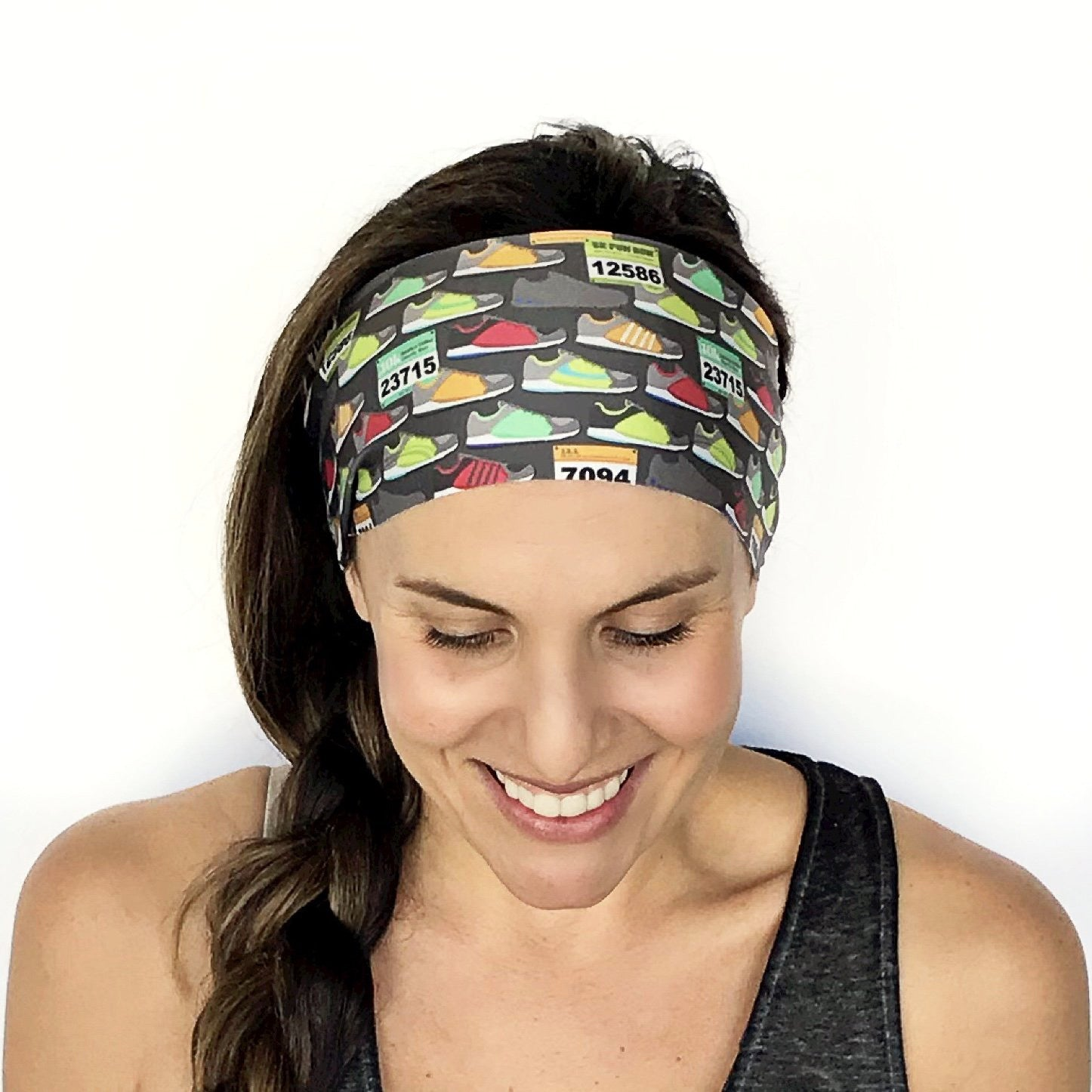 Run The Race Workout Headband