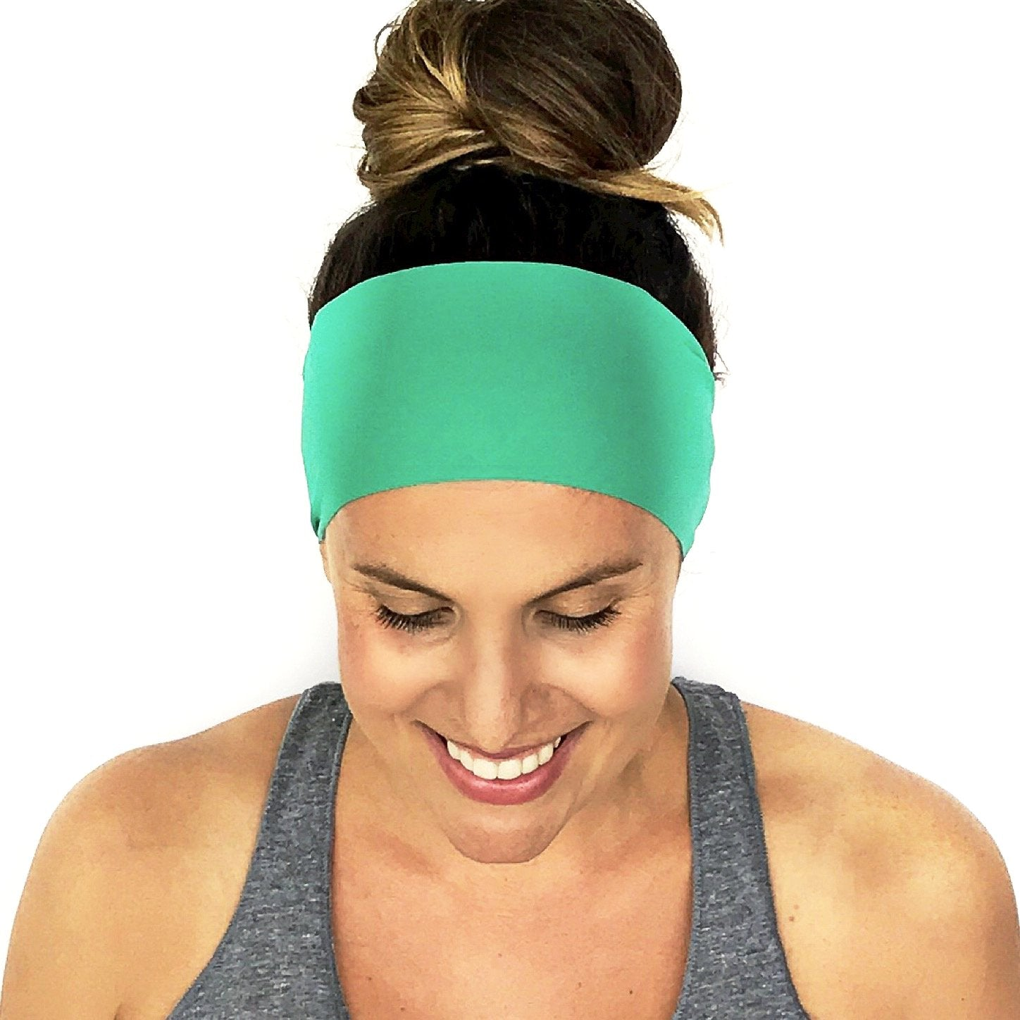 Seafoam Workout Headband