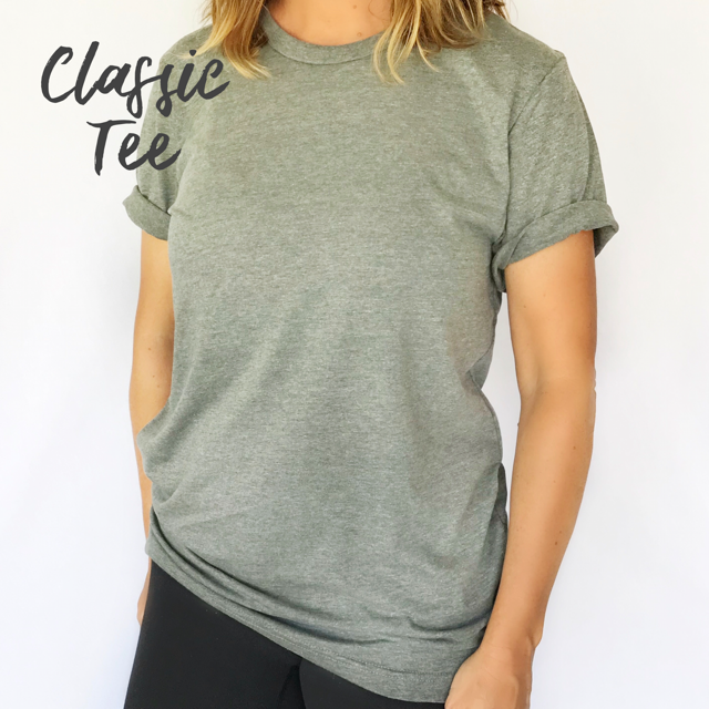 Coffee + Grace Classic Tee