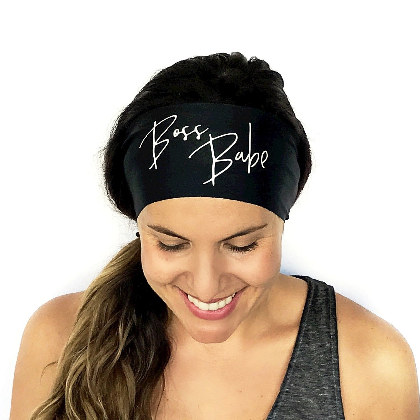 Boss Babe Scripted Headband
