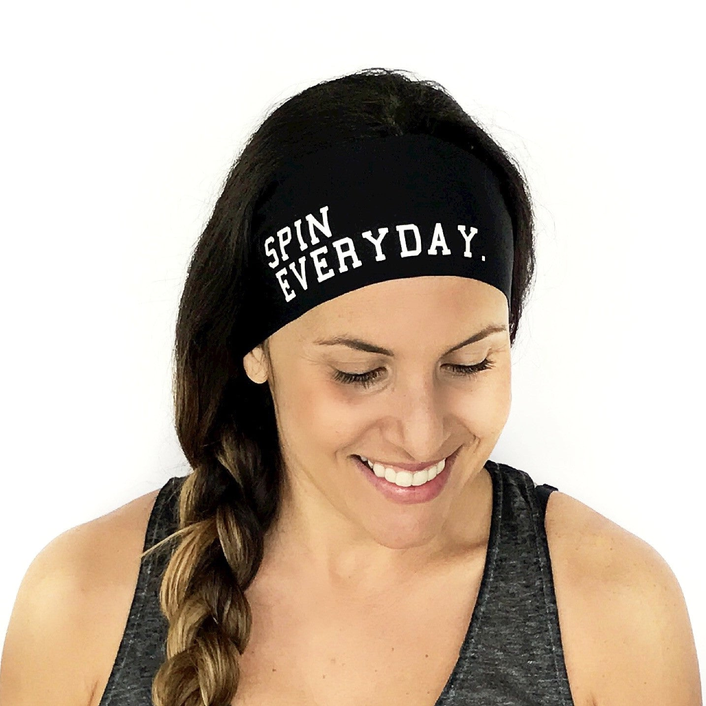 Spin Everyday Scripted Headband