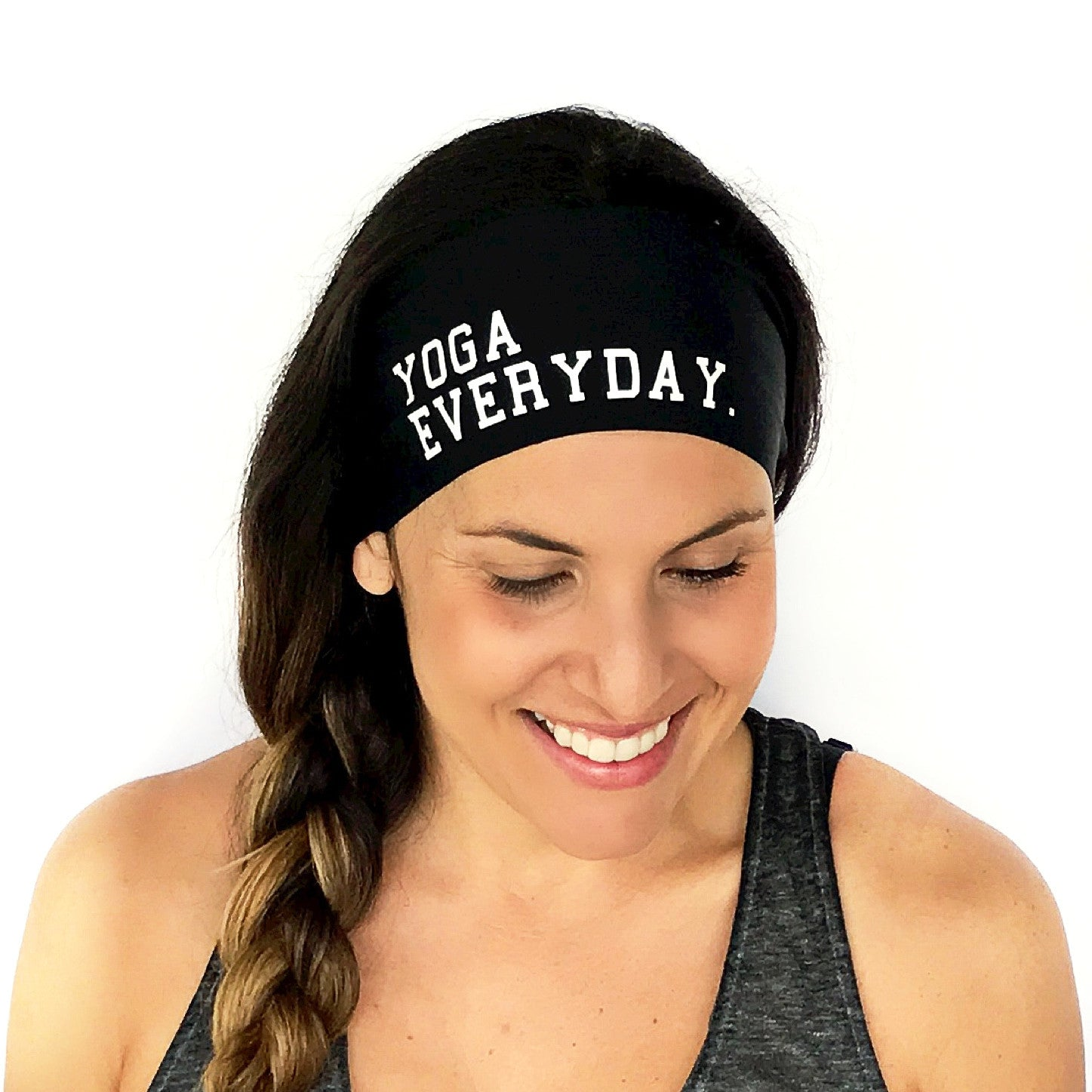 Yoga Everyday Scripted Headband
