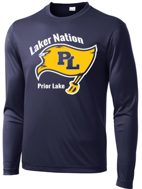 Long Sleeve Tee -Nation