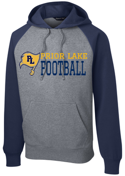 Adult FB Pullover Hooded Sweatshirt