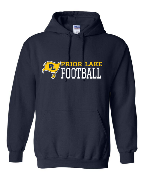 Football Adult/Youth Fleece 50/50 Hoodie