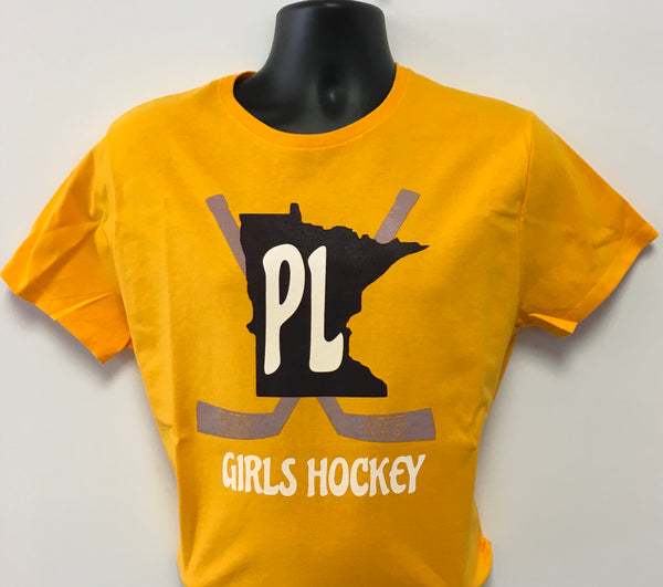 Girls Hockey T-Shirt