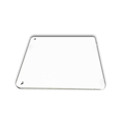 "3/8"" Square Gong Target 10"""