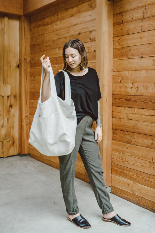 Zoë Fox - Big Sur Tote - Natural