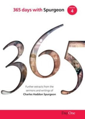 365 Days with Spurgeon (Volume 4)