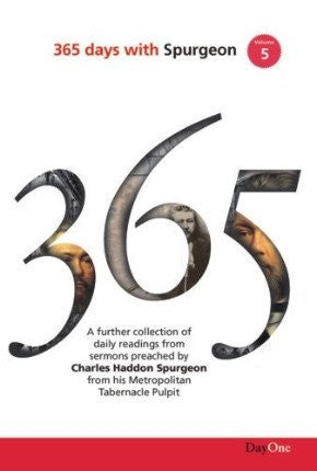 365 Days with Spurgeon (Volume 5)