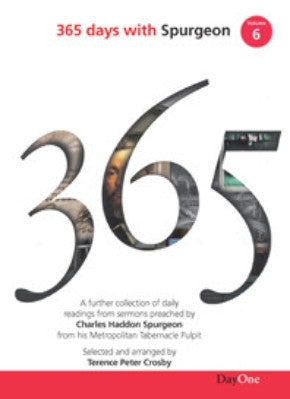 365 Days with Spurgeon (Volume 6)