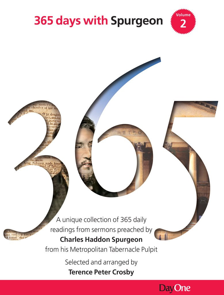 365 Days with Spurgeon (Volume 2)