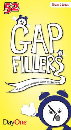 Gapfillers: 52 five minute fillers for children and young people