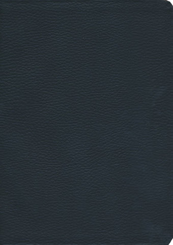 The Reformation Study Bible (ESV) Genuine Leather Black