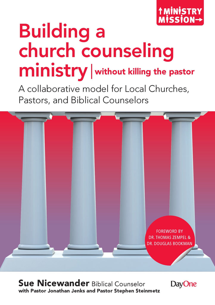 Building a Church Counseling Ministry, without Killing the Pastor