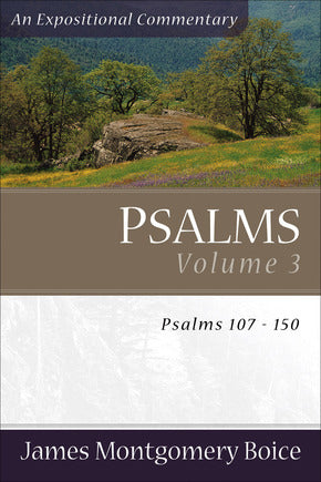Psalms, Volume 3 (Psalms 107–150)