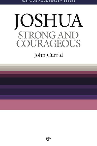 WCS Joshua: Strong and Courageous