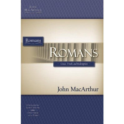 Romans: Grace, Truth, and Redemption