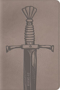 ESV Compact Bible TruTone®, Silver Sword