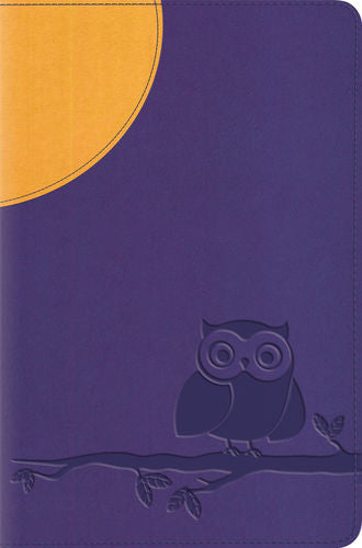 ESV Compact Bible TruTone®, Moonlight Owl