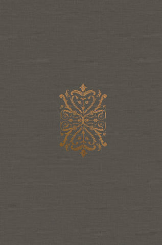 ESV Compact Bible Cloth over Board, Royal Imprint