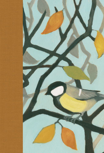 ESV Large Print Compact Bible Hardcover, Autumn Song