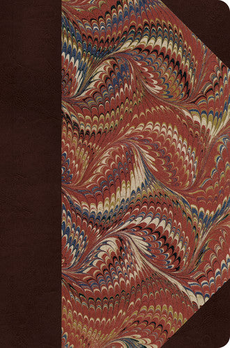 ESV Compact Bible Hardcover: Classic Marbled