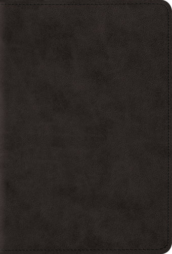 ESV Large Print Compact Bible TruTone®, Black
