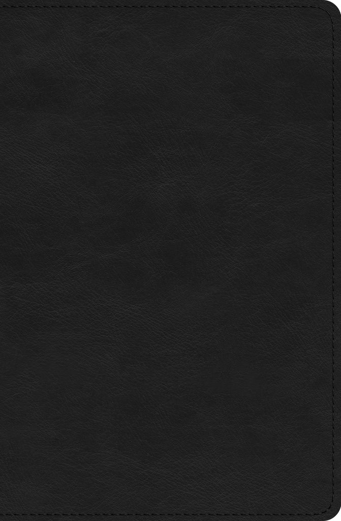 ESV Verse-by-Verse Reference Bible TruTone®, Black