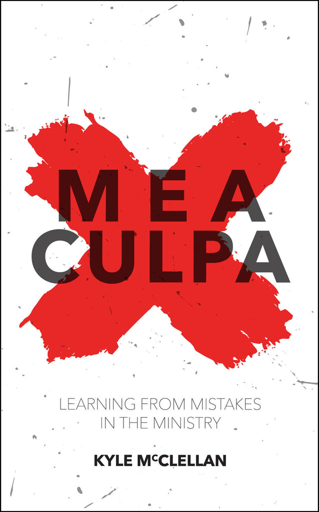 Mea Culpa: Learning from Mistakes in the Ministry