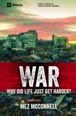 War - Why Did Life Just Get Harder?  (9Marks)