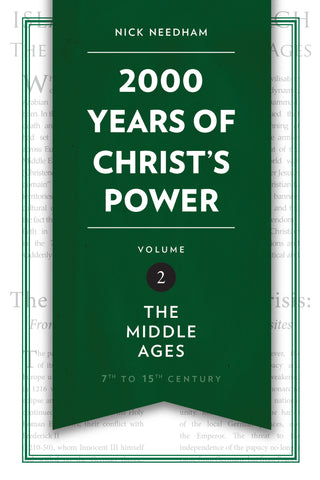 2000 Years of Christ's Power Vol. 2 The Middle Ages