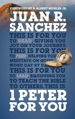 1 Peter For You: Offering real joy on our journey through this world (God's Word For You)