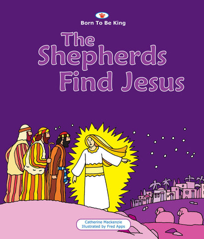 The Shepherds Find Jesus
