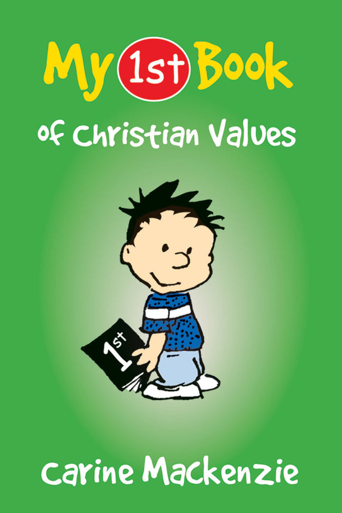 My First Book of Christian Values