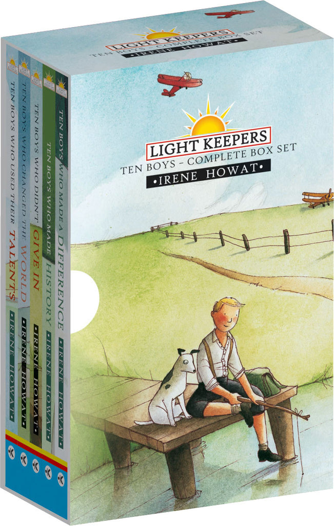 Light Keepers: Ten Boys - 5-Volume Boxed Set