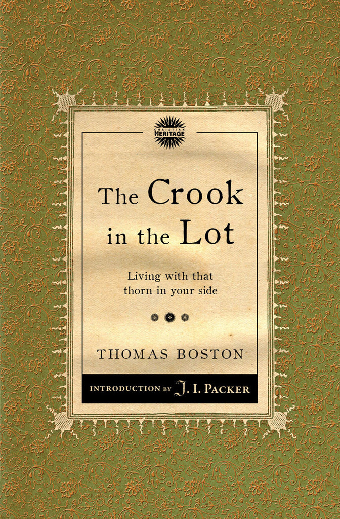 Crook in the Lot: Living with that thorn in your side