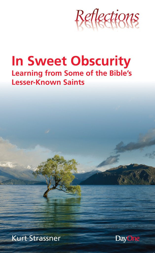In Sweet Obscurity: Learning from Some of the Bible's Lesser-Known Saints