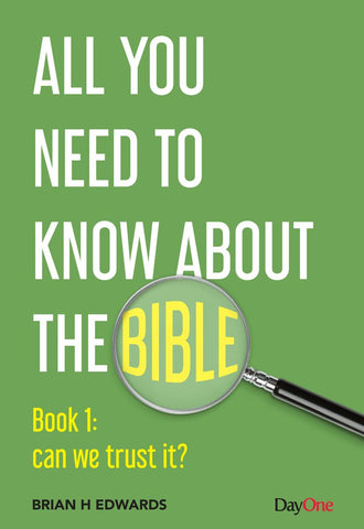 All you need to know about the Bible, Book 1