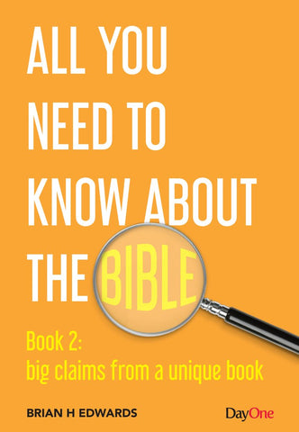 All you need to know about the Bible, Book 2