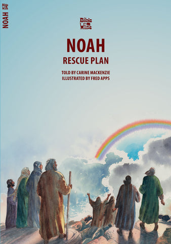 Noah: Rescue Plan (Bible Wise)