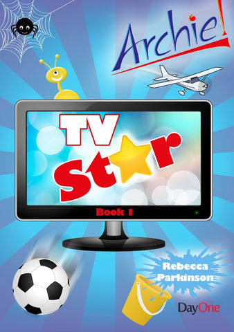 Archie!: TV Star (Book 1)