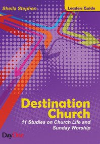 Destination Church: Leader's Guide