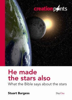 He Made the Stars Also (Creation Points)
